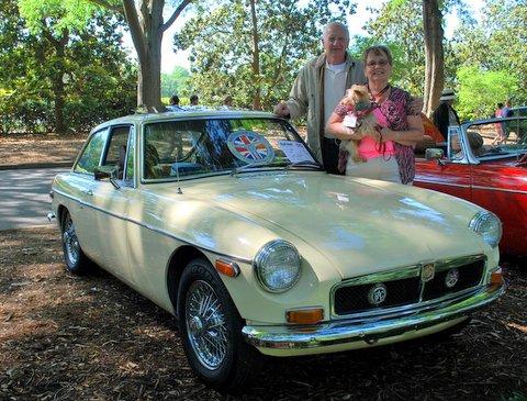 British Car Show North Carolina
