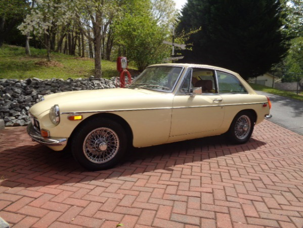 The Best Mgb For Sale Craigslist