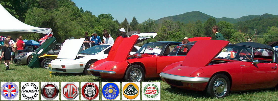British Car Club of Western North Carolina
